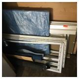 Alumin Frames, Windows, Etc.