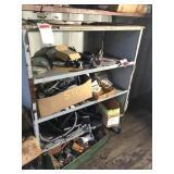 4 Tier Steel Shelf - 48 x 22 x 63