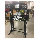 NEW 75 Ton Hydraulic Press w/ Warranty