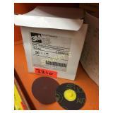 Box of 3M P320 Grade Discs - ~50/Box