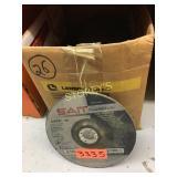 26 Sait Aluminum Grinding Discs - A46N-BF