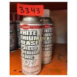 Lloyds White Lithium Grease