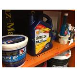 All Purpose Grease, Oils, Cleaners, Etc.