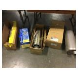 Asst Mufflers & Car Parts