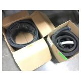 2 Boxes of Rubber Seal & Foam Seal