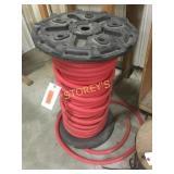 Spool of Red Hose - 08 24 14 B