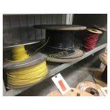 3rd Shelf of Assorted Wire