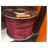 Reel of 12-19 Red Wire