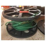 Spool of Green Wire