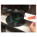 Spool of Green Wire - 14(str)Green - T90 Nylon