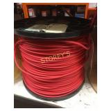 Spool of Red Wire