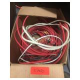 Red Wiring Harnesses, Etc.