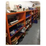 4 Shelf HD Metal Parts Cabinet - 48 x 22 x 59