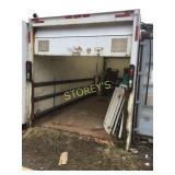 24 x 8 Truck Box w/ Lights