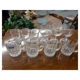10-Piece Misc. Glassware
