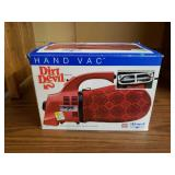 Dirt Devil Hand Vac
