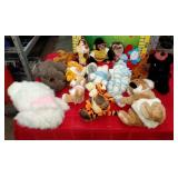 43 - WMC NEW COLLECTIBLE LOT OF STUFFIES