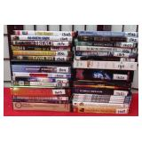 11 - LOT OF MIXED GENRE DVDS SOME TV SERIES