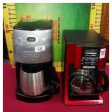 78 - CUISINART & MR COFFEE MAKERS