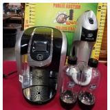 78 - KEURIG COFFEEMAKER & A SODA STREAM
