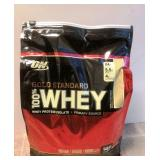 P - ON GOLD STANDARD 100% WHEY 10LBS