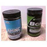 P - NIB ON AMINO ENERGY & BCAA AMINO ENERGY