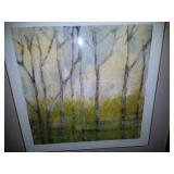11 - FRAMED TREE WALL ART