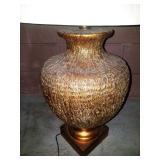 11 - PRETTY TABLE LAMP W/ SHADE
