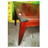11 - SOLID WOOD ACCENT TABLE