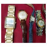 11 - ESTATE LOT OF WATCHES #6