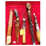 68 - VINTAGE UTENSILS COLLECTIBLE