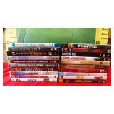 411 - LOT OF DVD  MOVIES