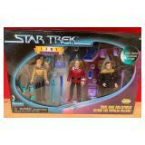 59 - STAR TREK 1701 COLLECTOR SERIES FIGURES (B9)