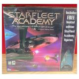 59 - STAR TREK STARFLEET ACADEMY VIDEO GAME (B40)