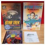 59 -STAR TREK FONT PACK, GAME SHOW, BOOK (B42)