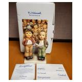 """N -HUMMELL """"THE LOVE LIVES ON"""" FIGURINE"""