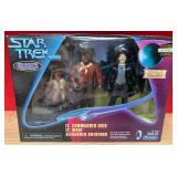 59 - STAR TREK HOLODECK ACTION FIGURES (B10)