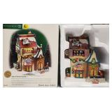 """N - DEPT 56 JACK IN THE BOX HOUSE 8""""H"""