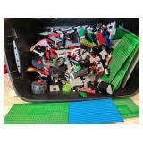 N - BIN OF LEGO