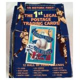 11 - BASEBALL HALL OF FAME HEROES TRADING CARDS