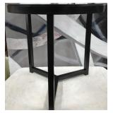 """65 - 23"""" ROUND ACCENT TABLE"""