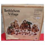 11 - BETHLEHEM VILLAGE SET