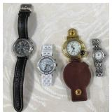 174 - LOT OF 4 LADIES WATCHES