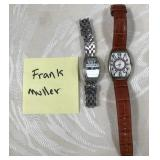 174 - FRANK MULLER WATCHES