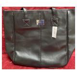 152 - NEW BELLAGIO LARGE BLACK TOTE ($52.00)