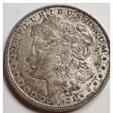 1921 - MORGAN SILVER DOLLAR (13)
