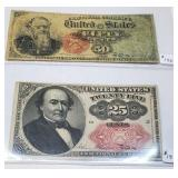 S - COLLECTOR CURRENCY