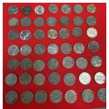 S -LOT OF COLLECTOR COINS