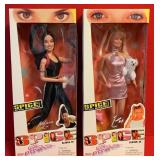 N - 2 SPICE GIRLS DOLLS IN BOXES