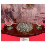 777 SIGNED WATERFORD CRYSTAL SET